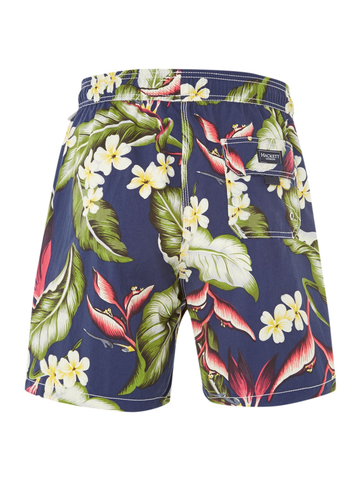 Tropic garden swim short