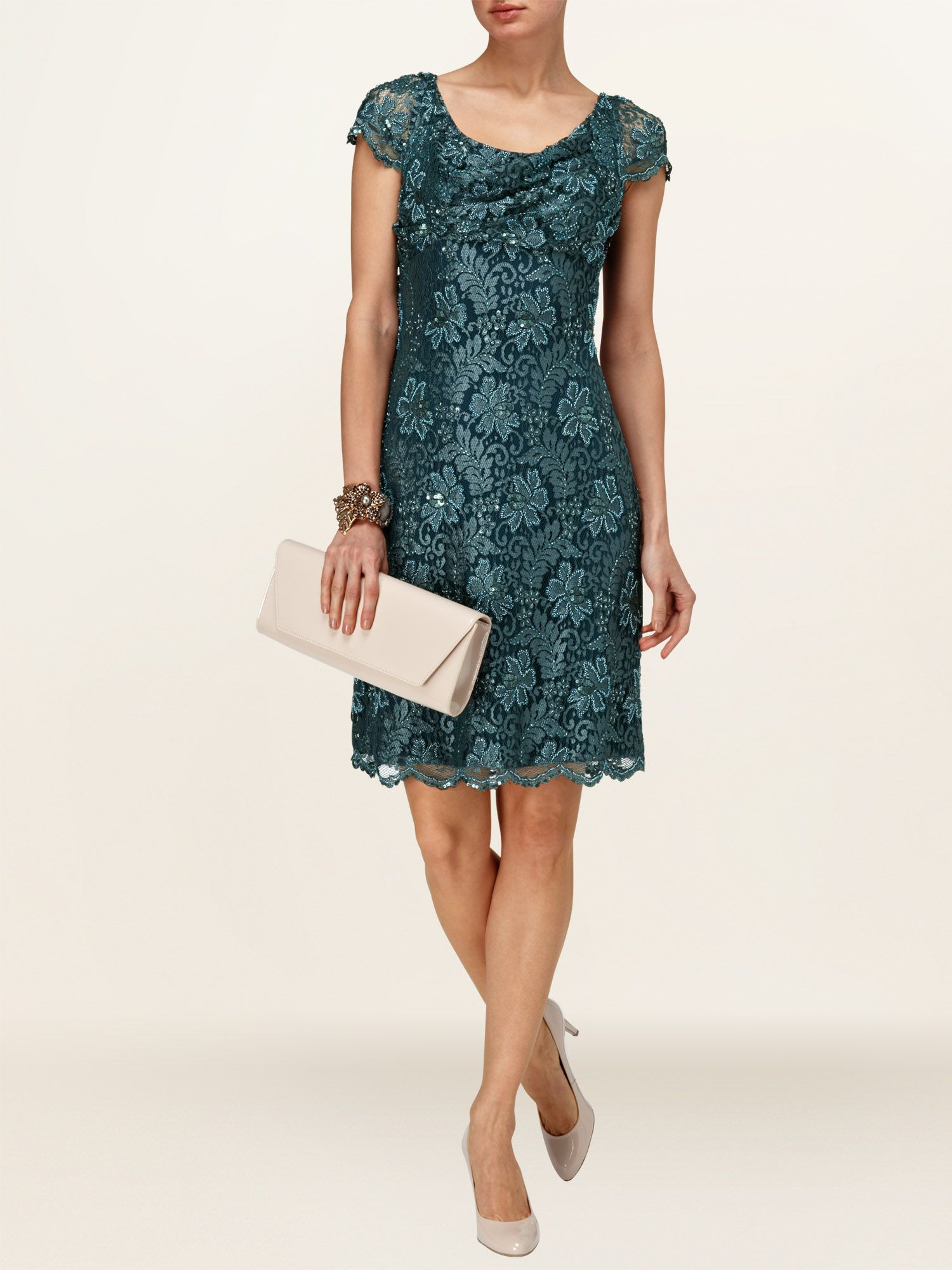 Belinda lace dress