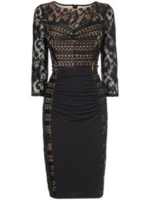 Cara lace dress