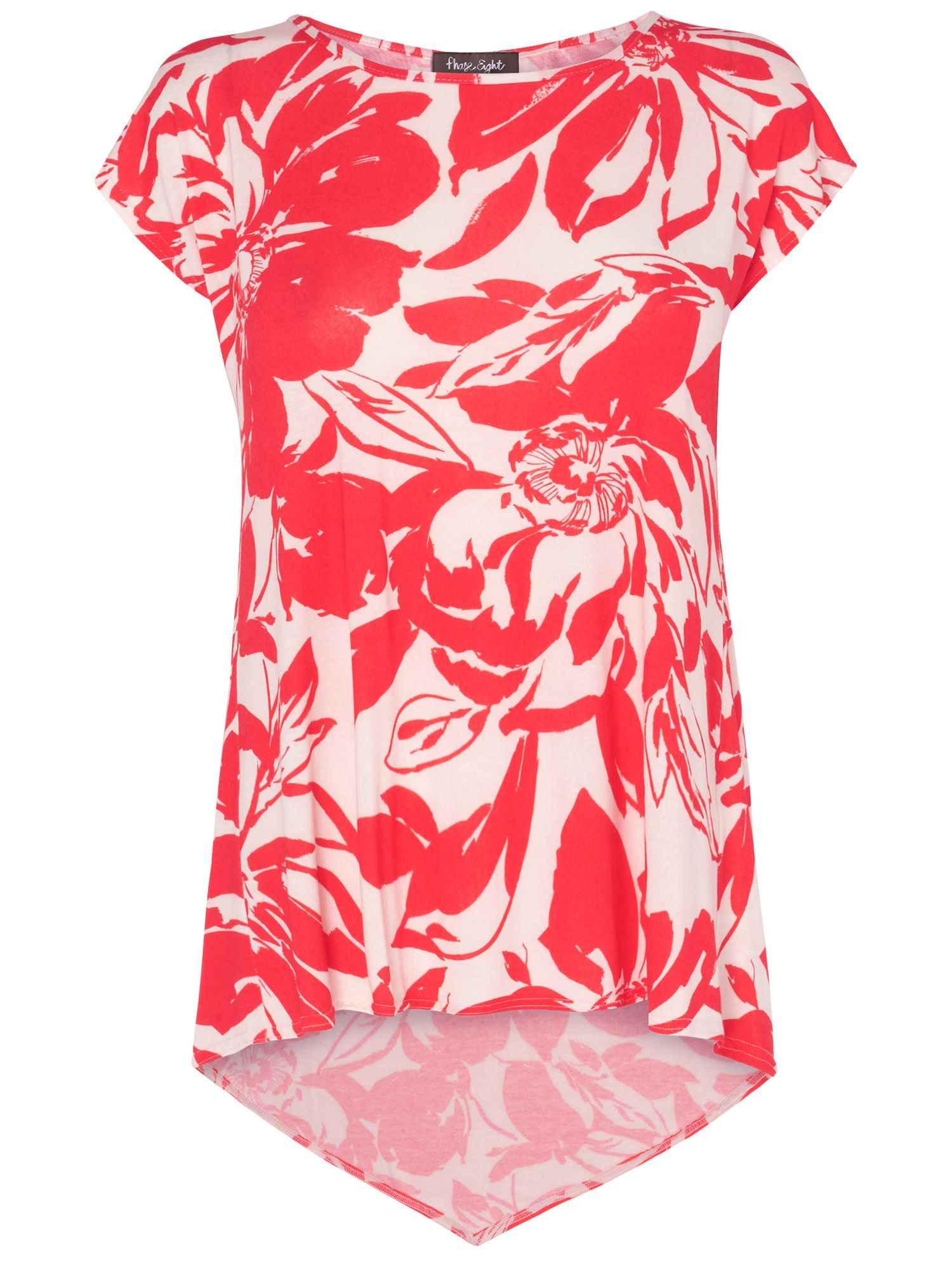 Elenor printed top