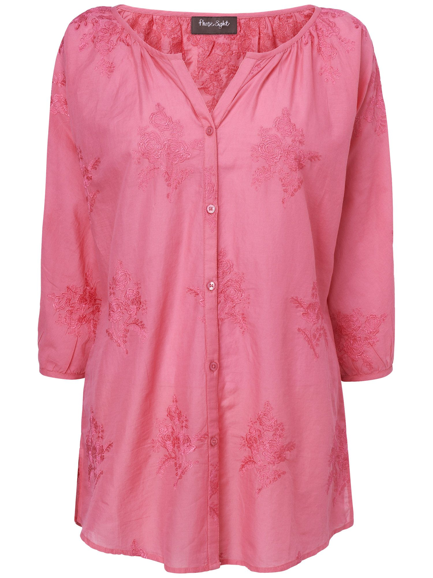 Thandie embroidered blouse