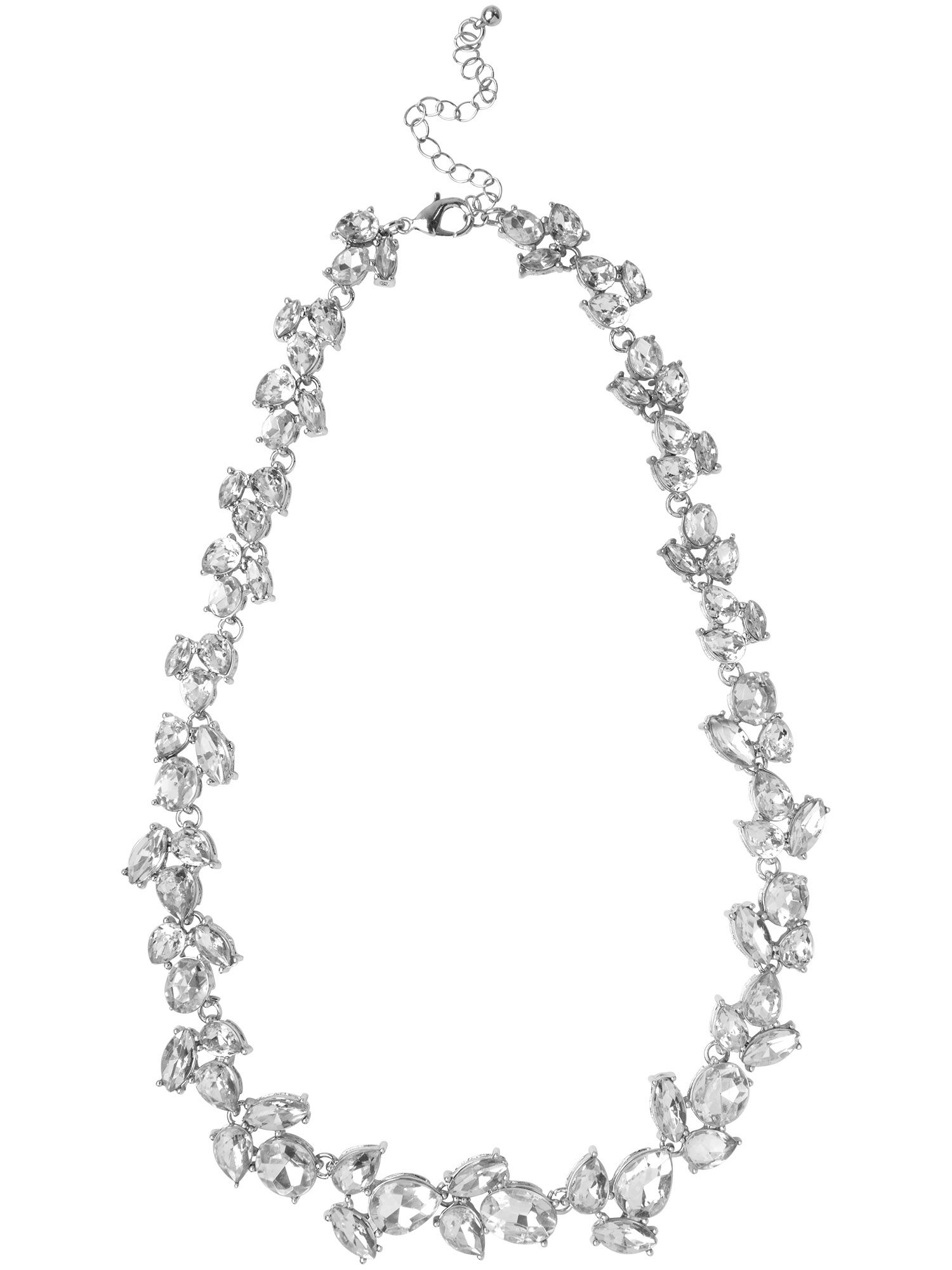 Rachel crystal necklace