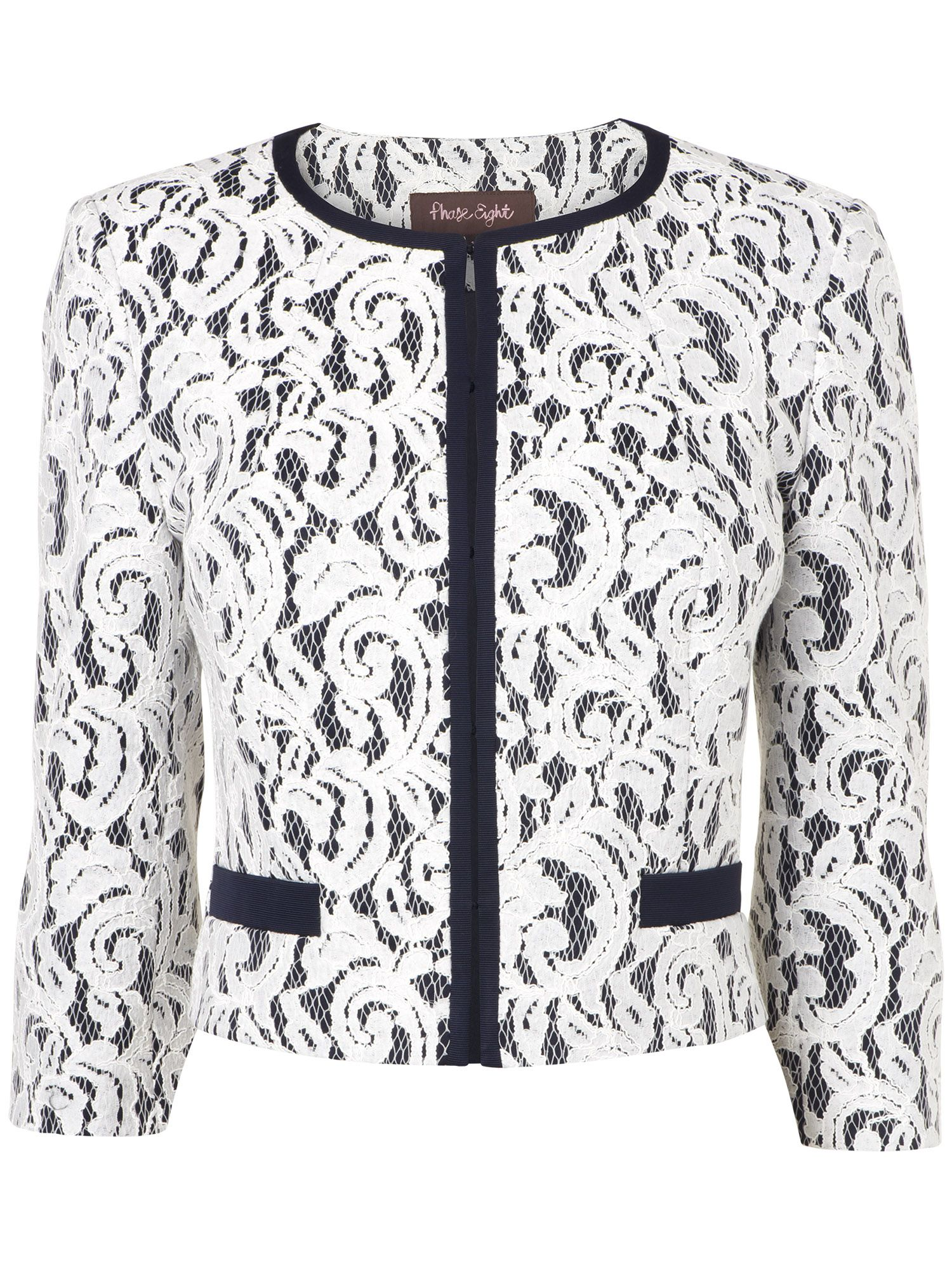 Matilde lace jacket