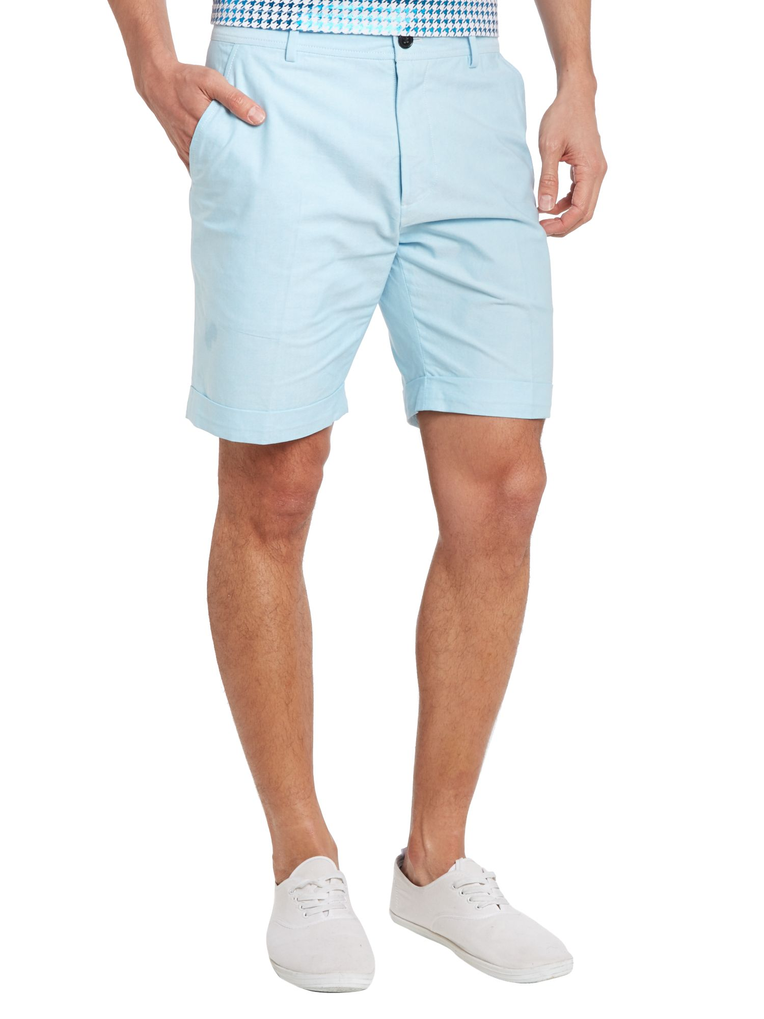 Four pocket chino short