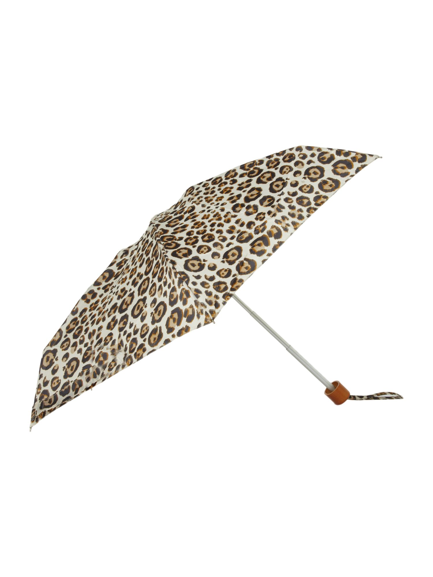 Puma print tiny umbrella