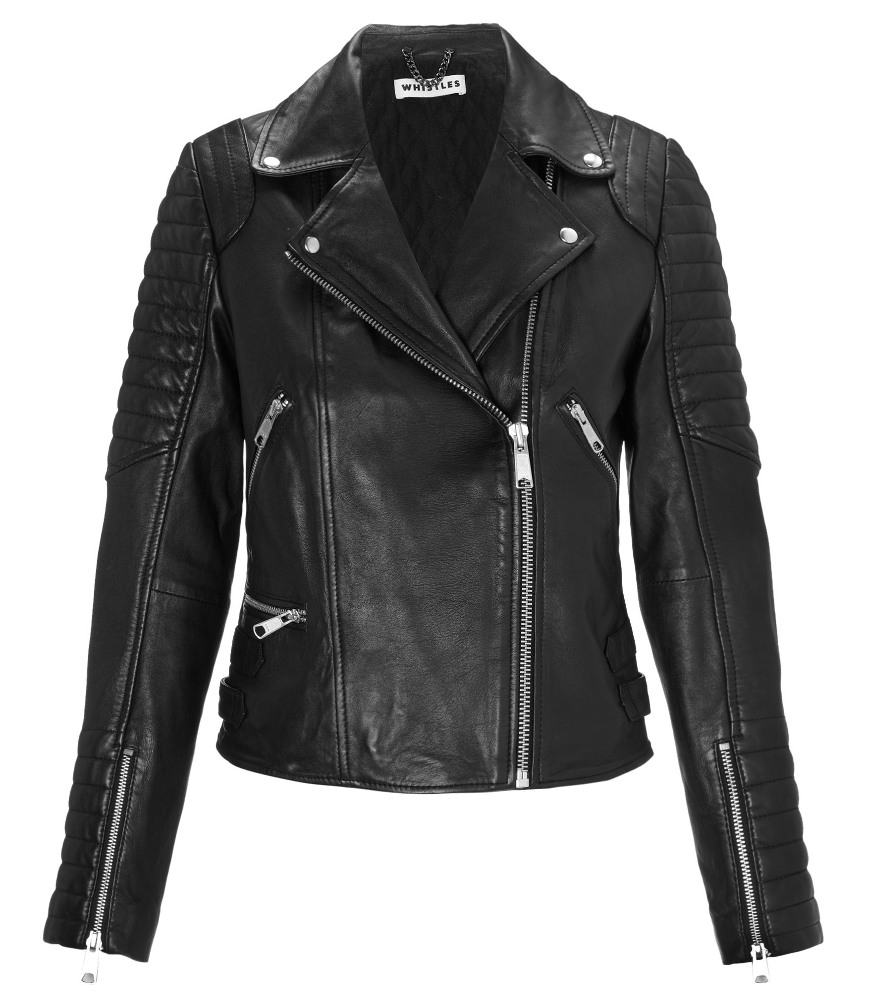 Ziggy Leather Biker