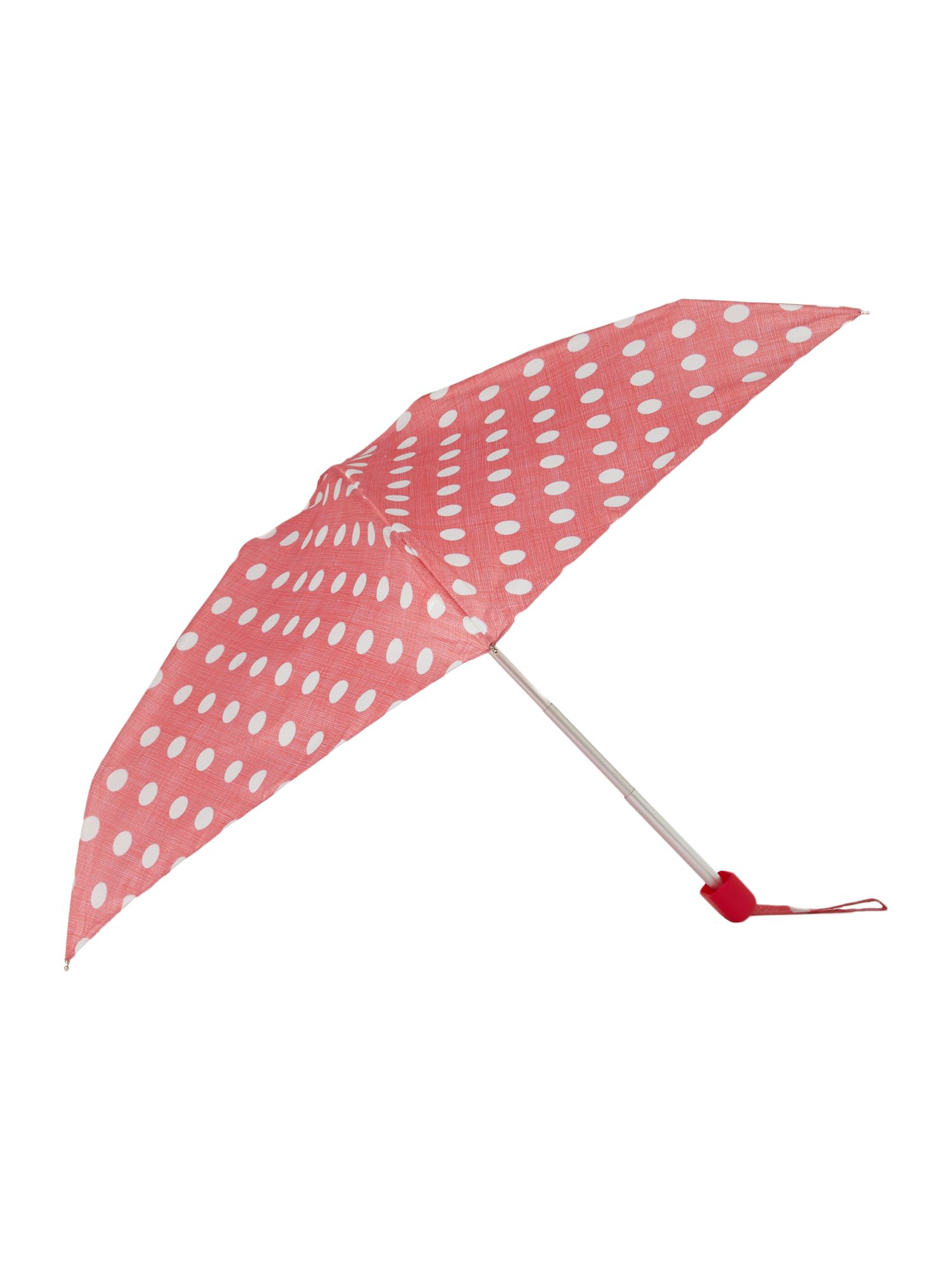 Textured spot tiny umbrella