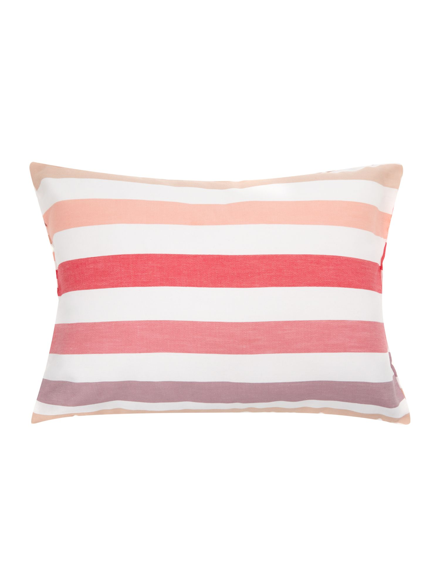 Coco stripe boudior cushion