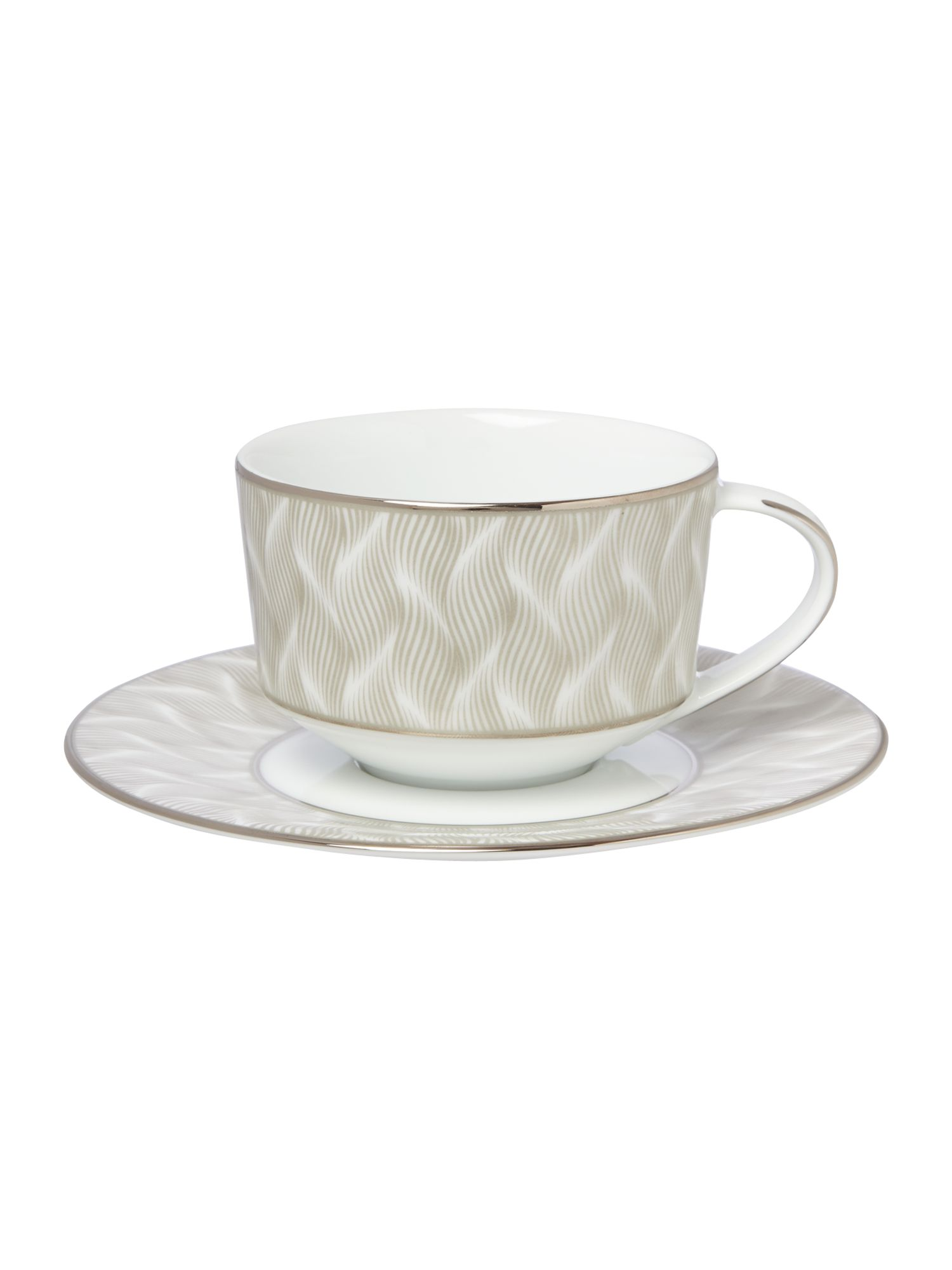 Nisha tea cup and saucer