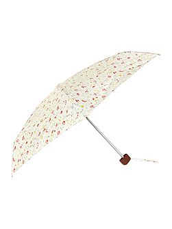 Country garden tiny umbrella