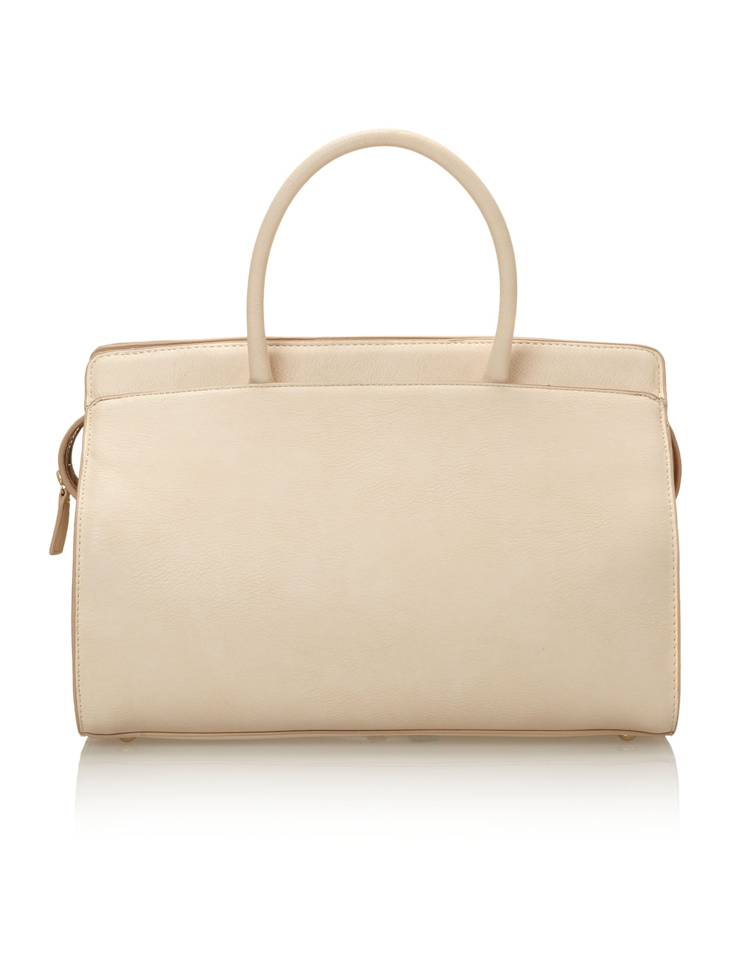 Bailey neutral tote bag