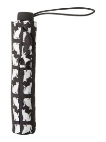 Cat print superslim umbrella