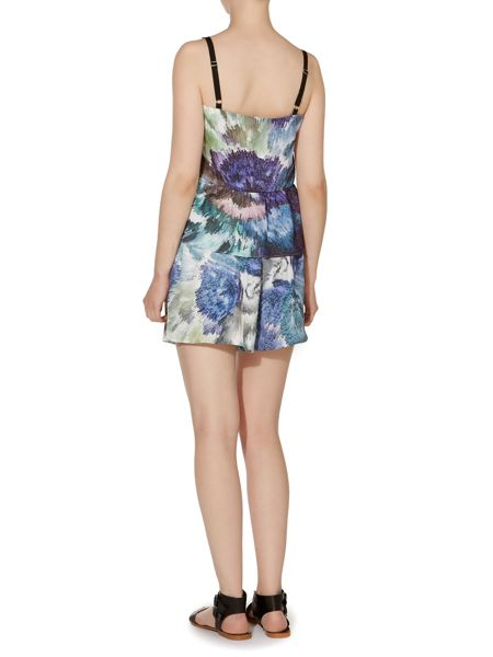 Pied a Terre Woven Printed Camisole Top