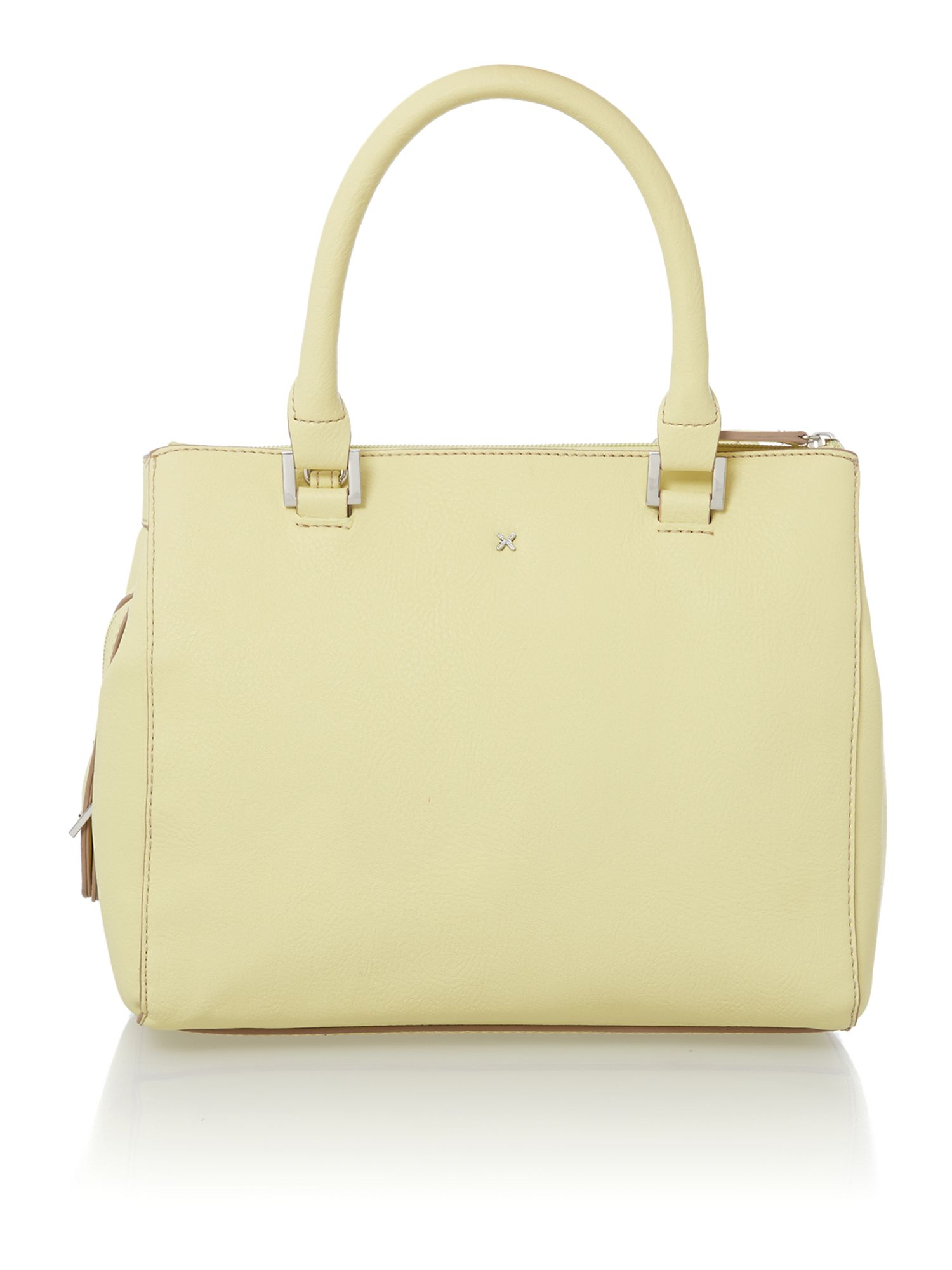 Mia yellow cross body bag