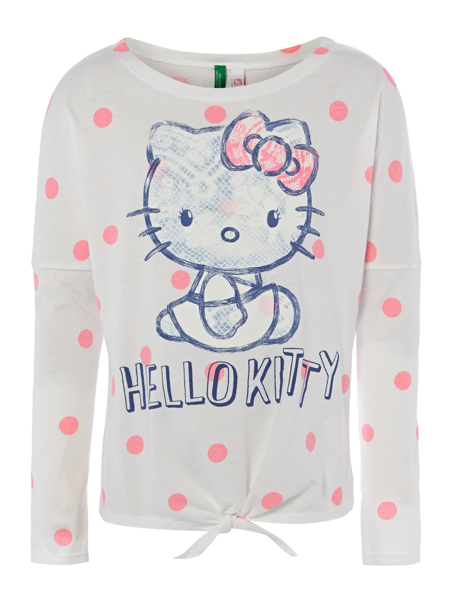 Girl`s Hello Kitty t-shirt