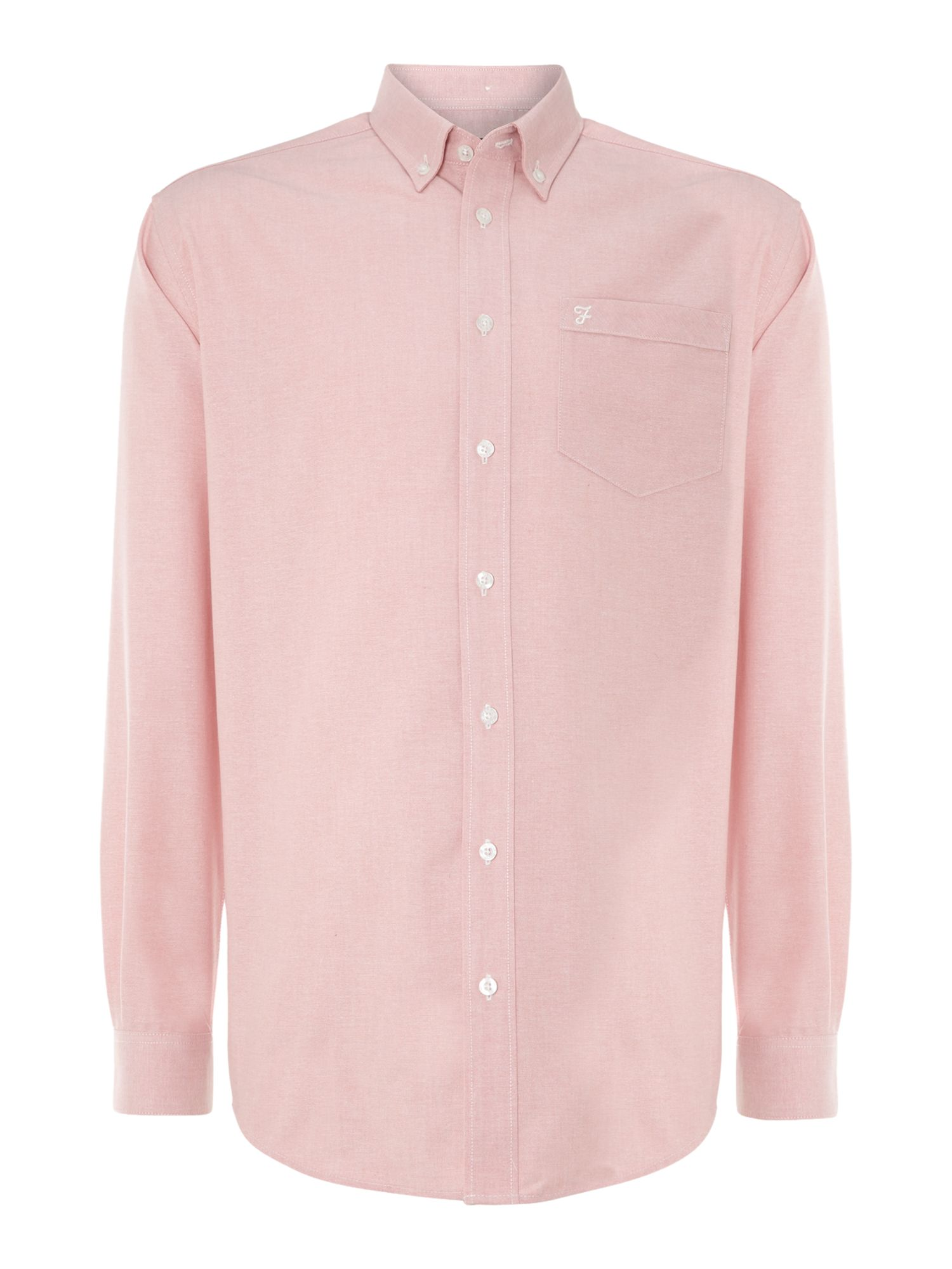 Rfit botton down collar shirt