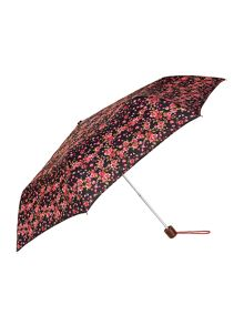 Sweet william print minilite umbrella