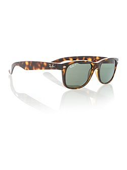 Ray-Ban RB2132 square sunglasses
