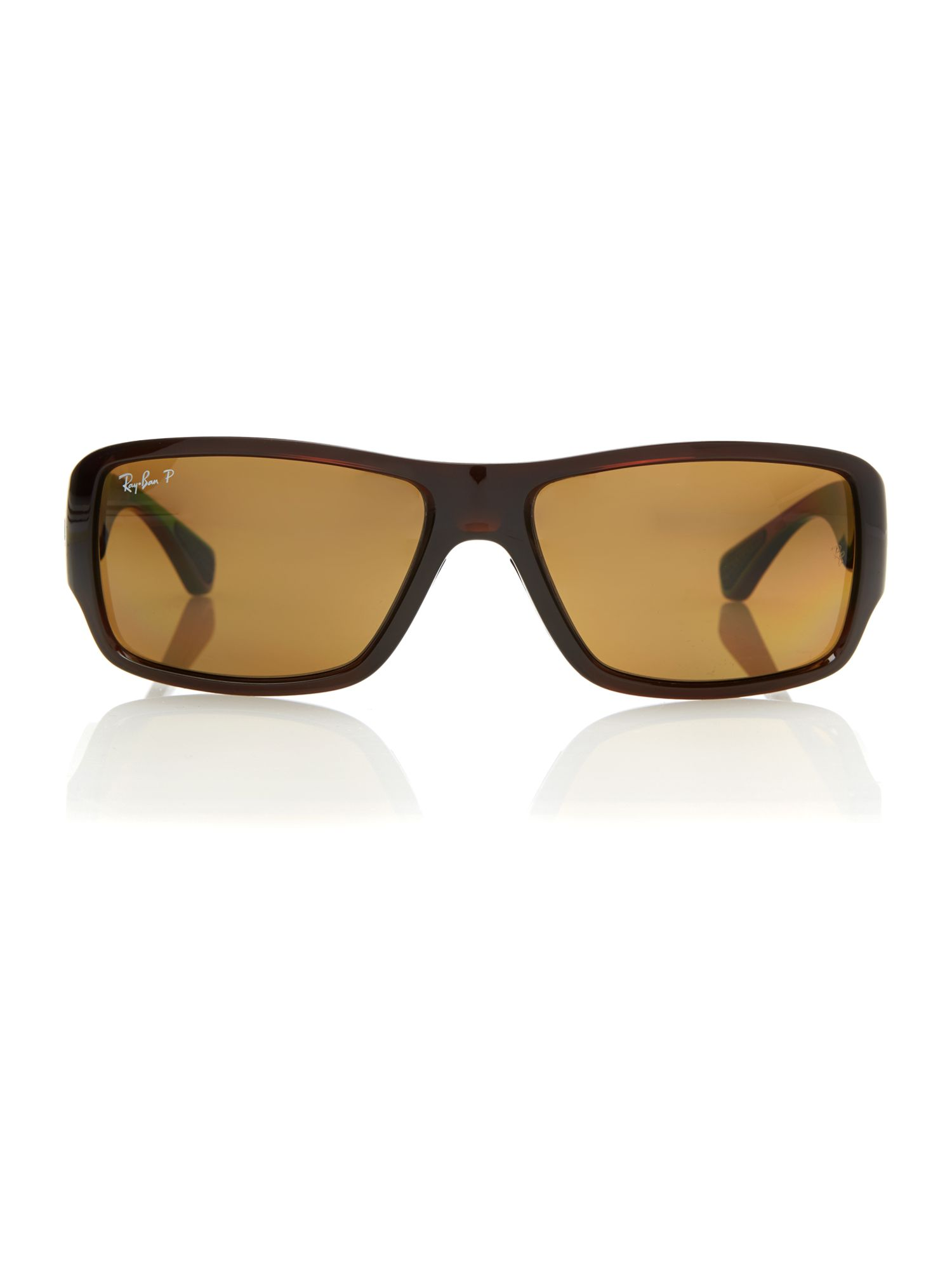 Men`s rectangle sunglasses