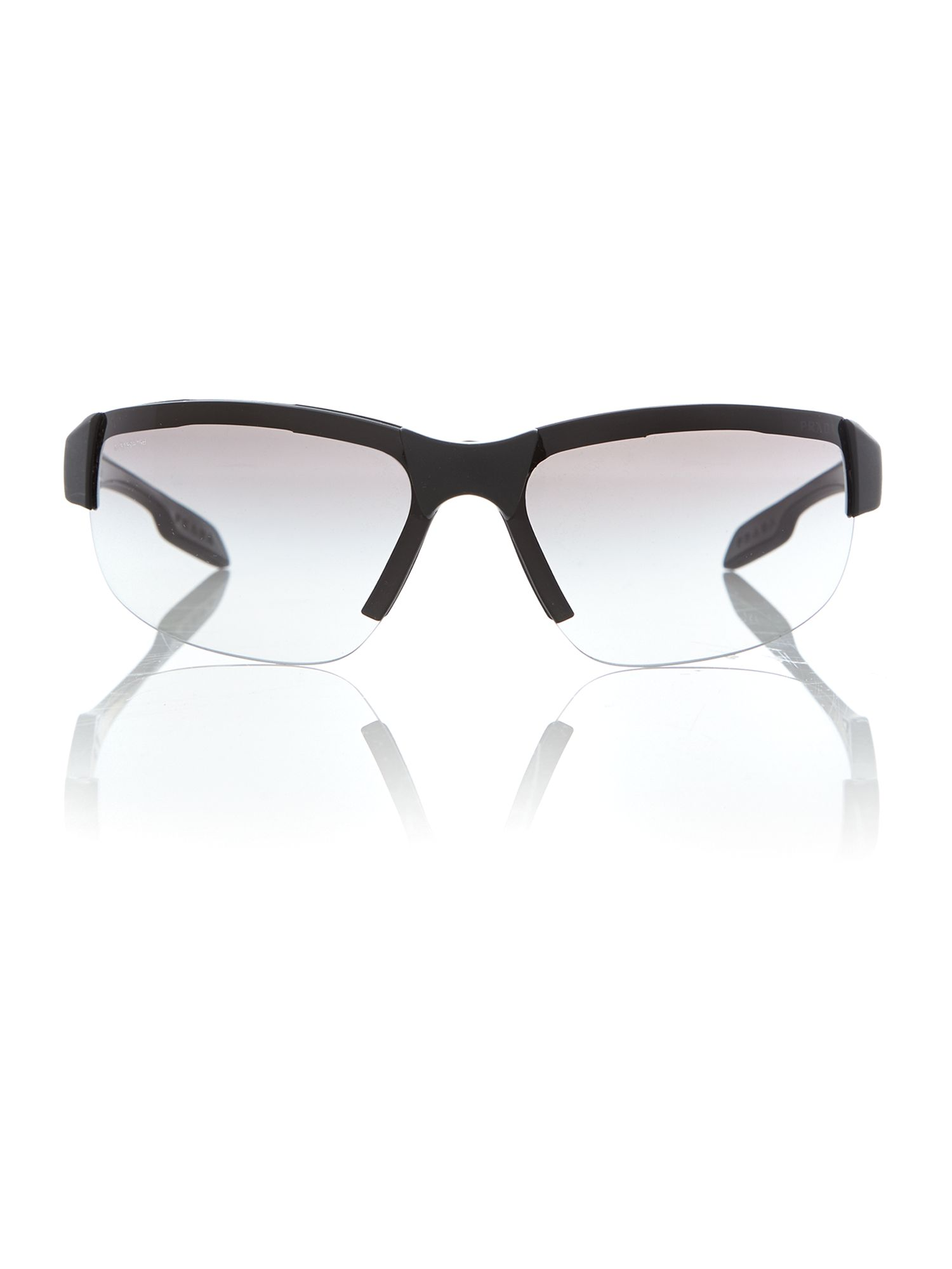 Men`s irregular sunglasses