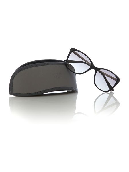 Emporio Armani Ladies cat eye sunglasses