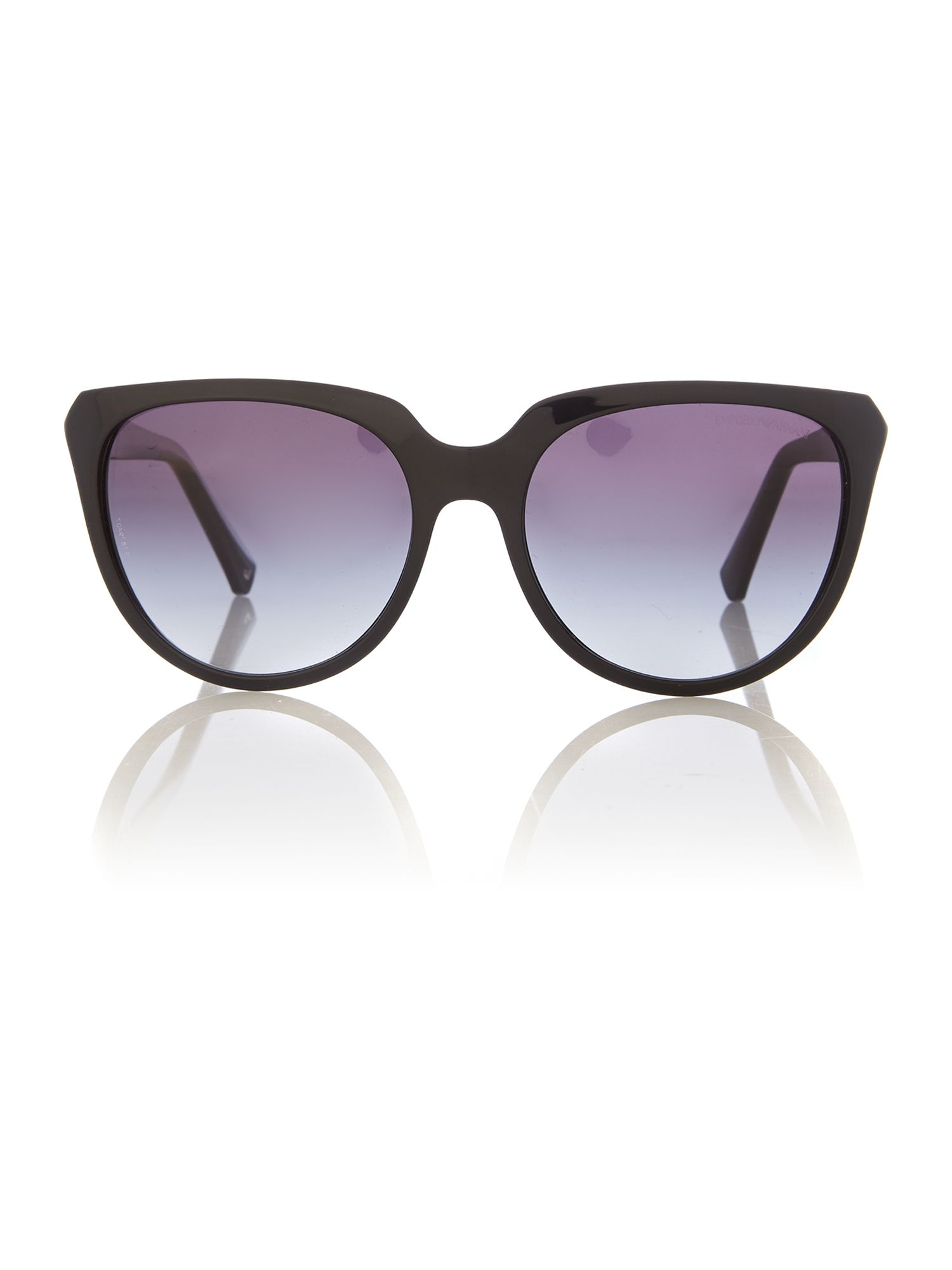 Ladies round sunglasses