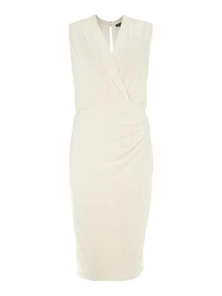 Pied a Terre Victoria panel slinky dress