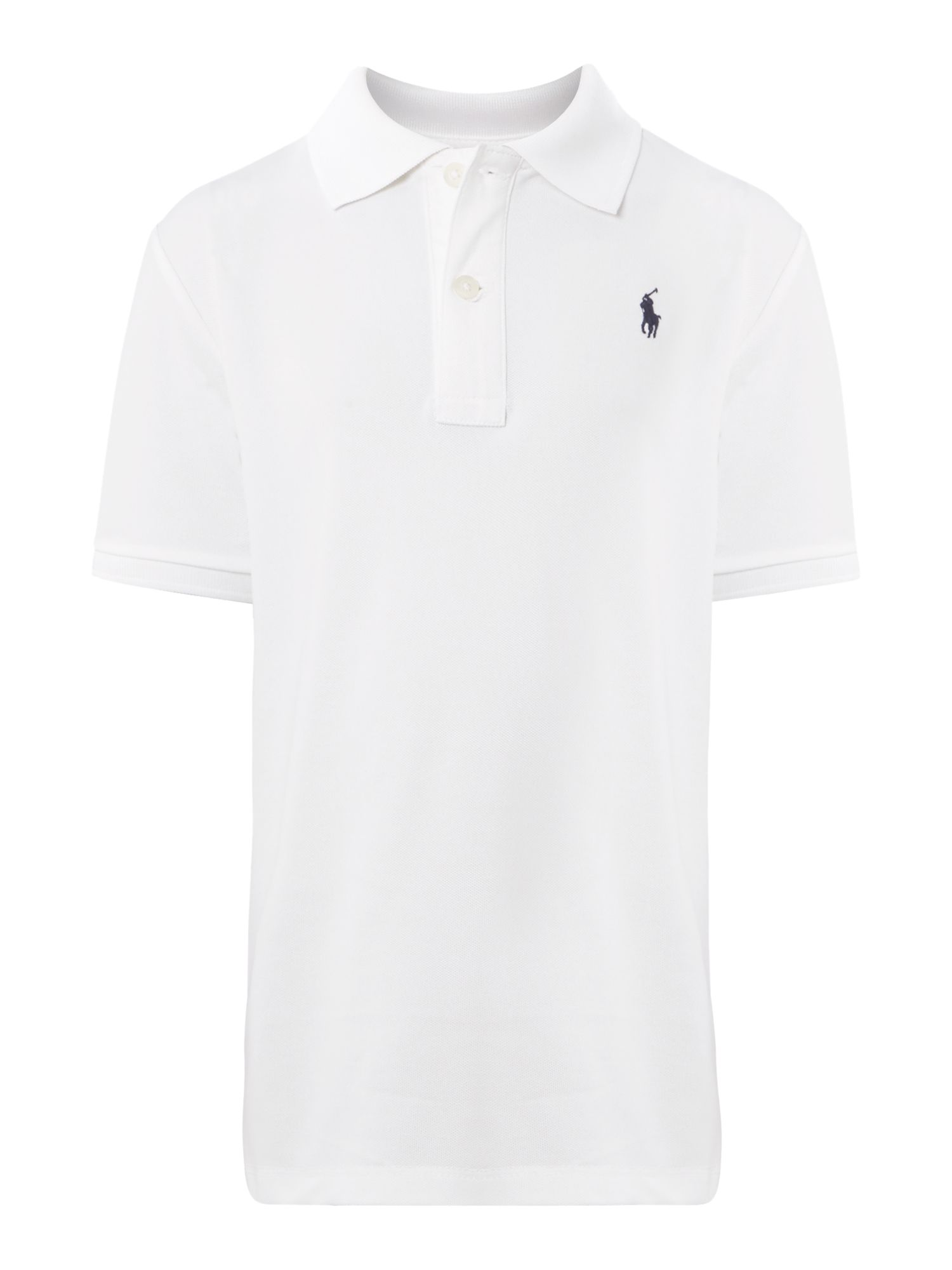 Boys sports polo shirt