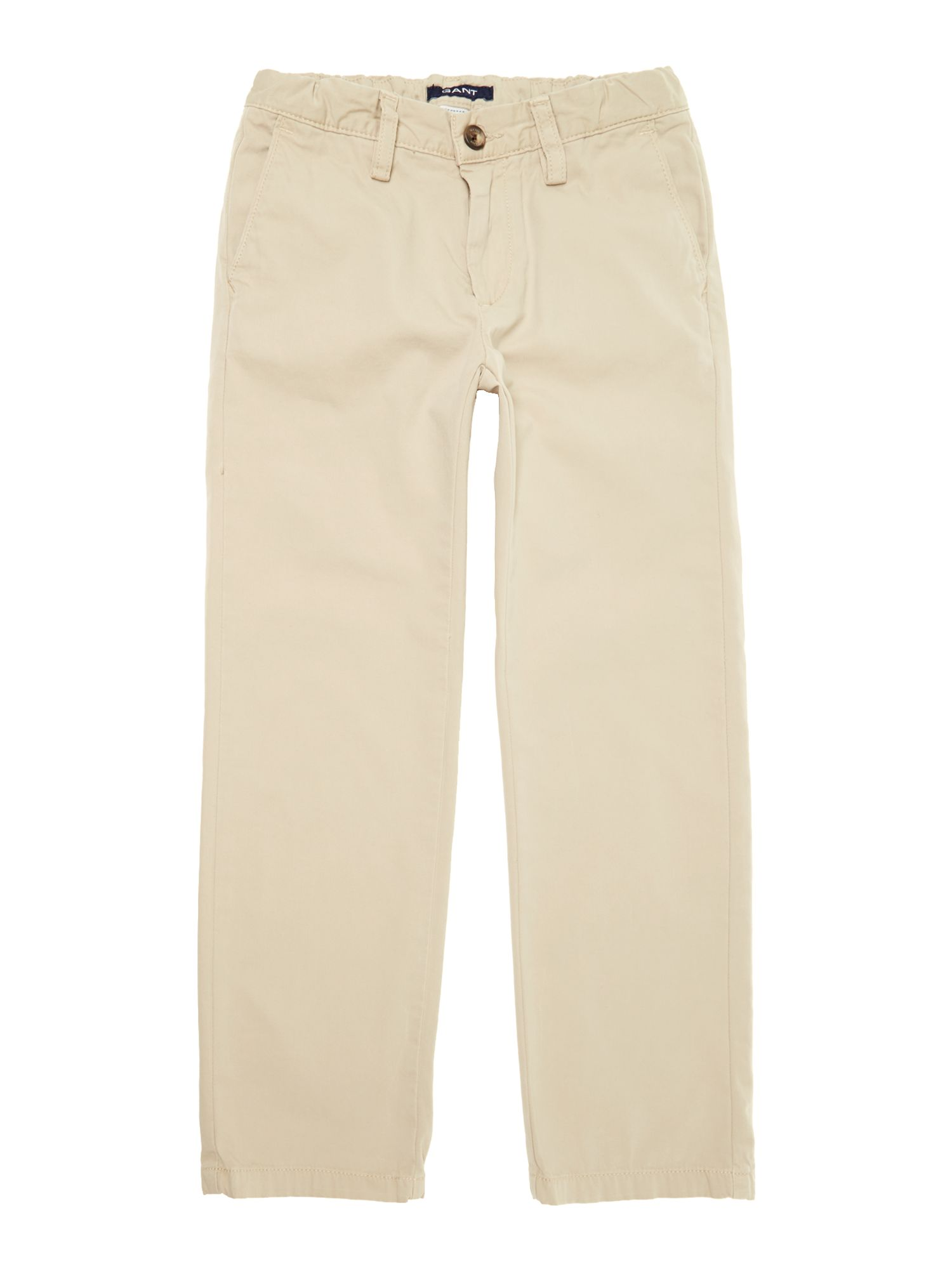 Boys classic chino trousers