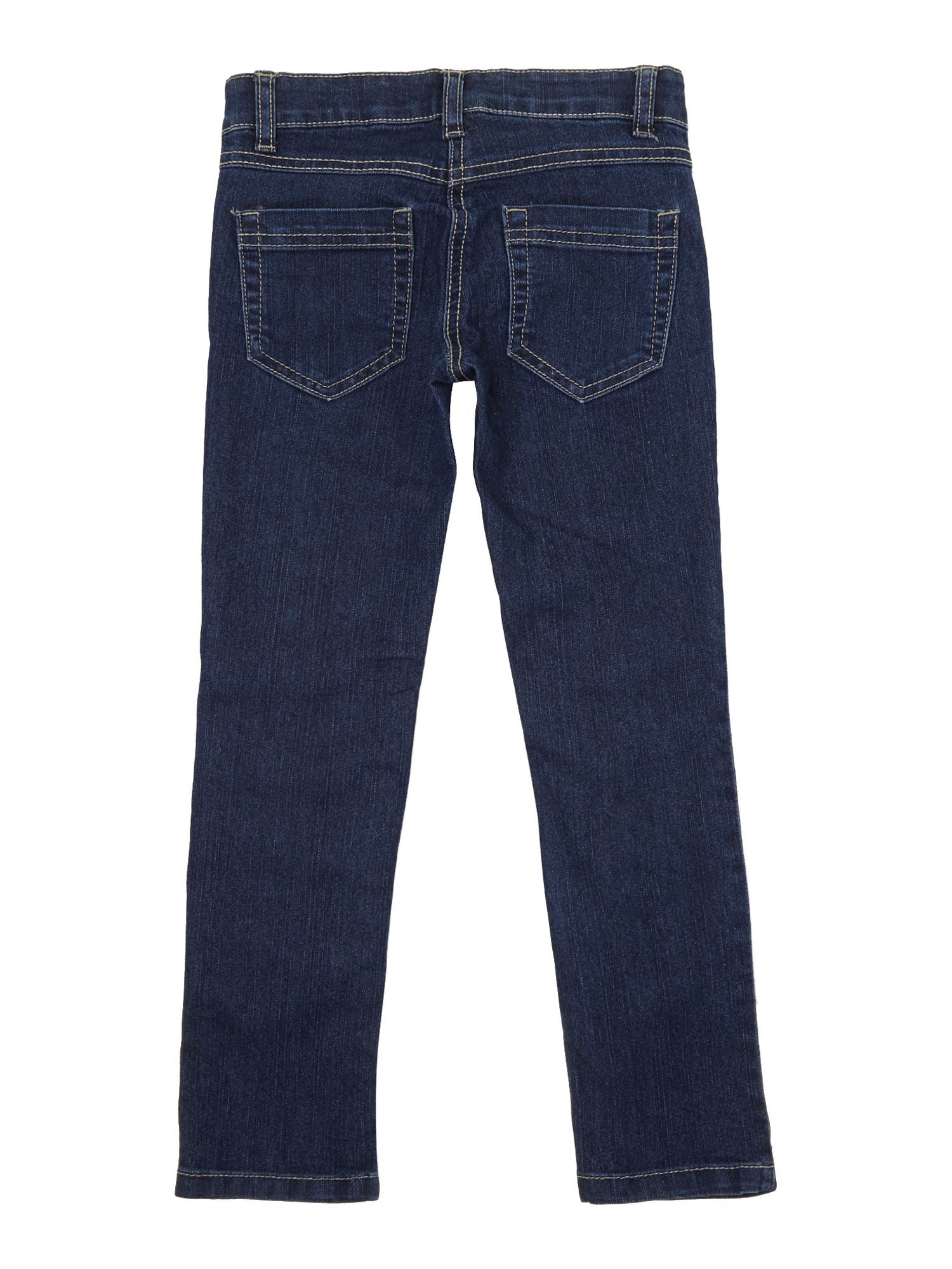 Girl`s dark wash jean