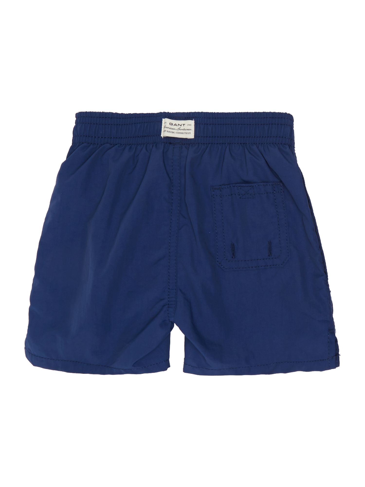 Boy`s swim trunks