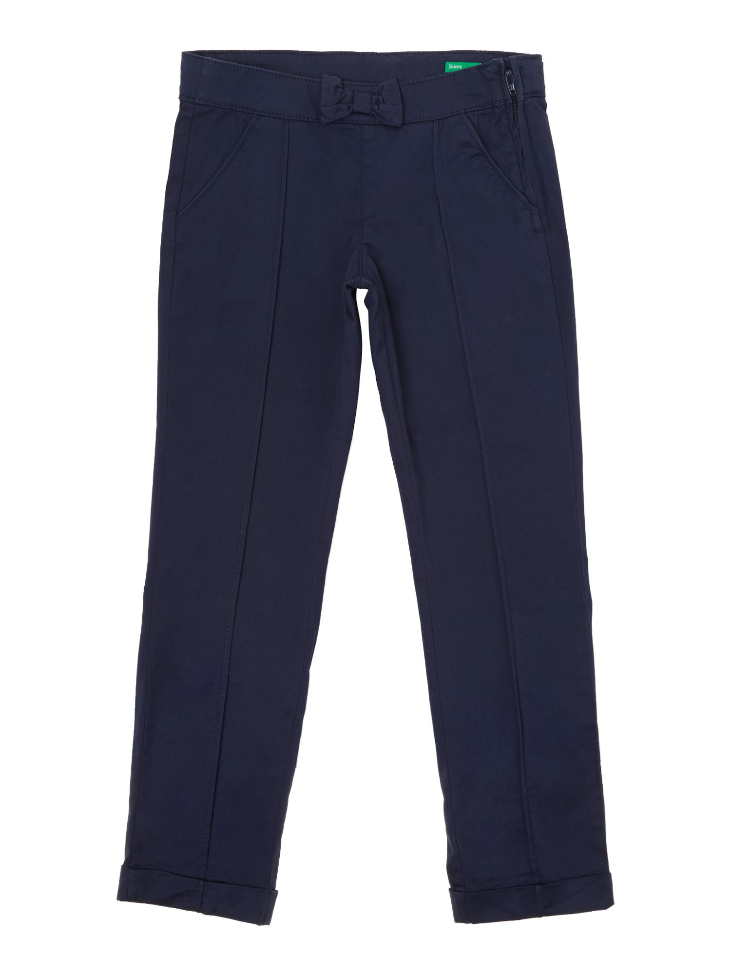 Girl`s bow trouser
