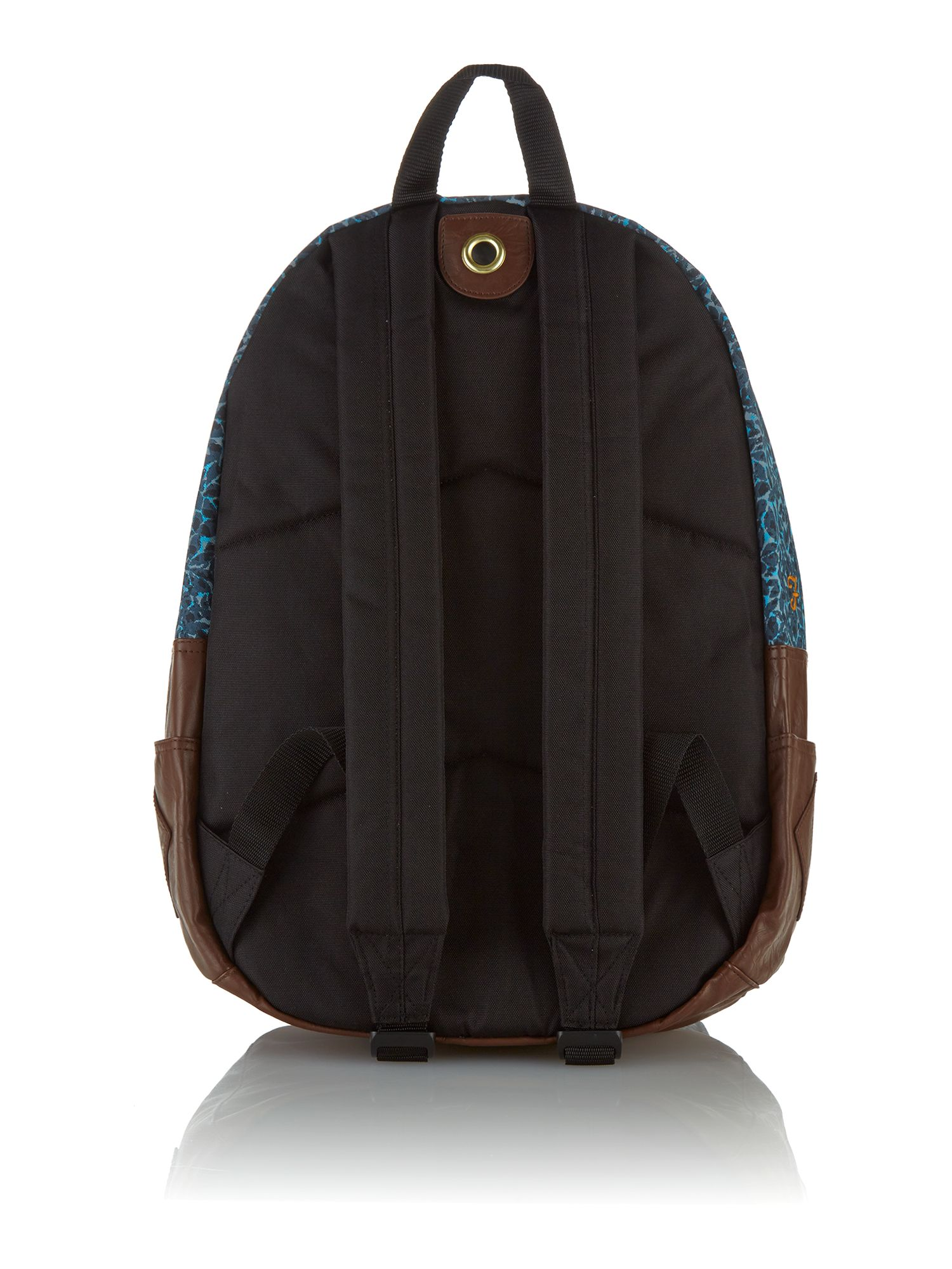 Zip backpack