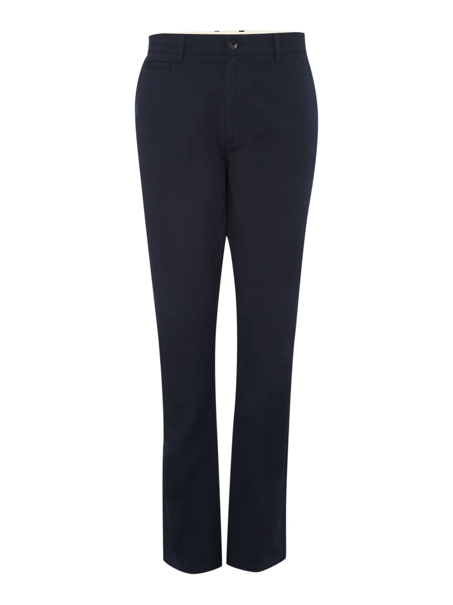 seer textured trousers