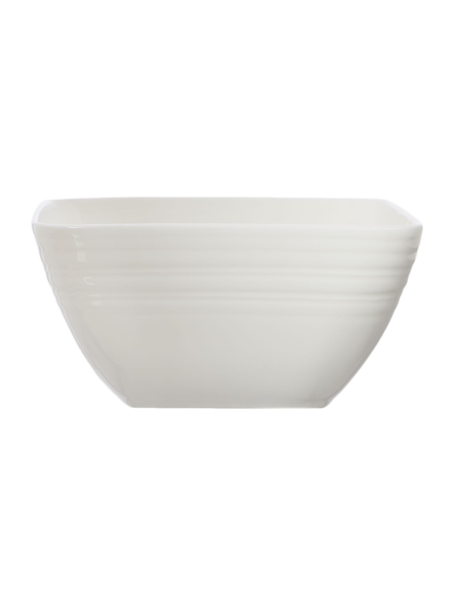 Soho square cereal bowl