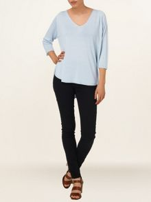 Vivian v neck knit jumper