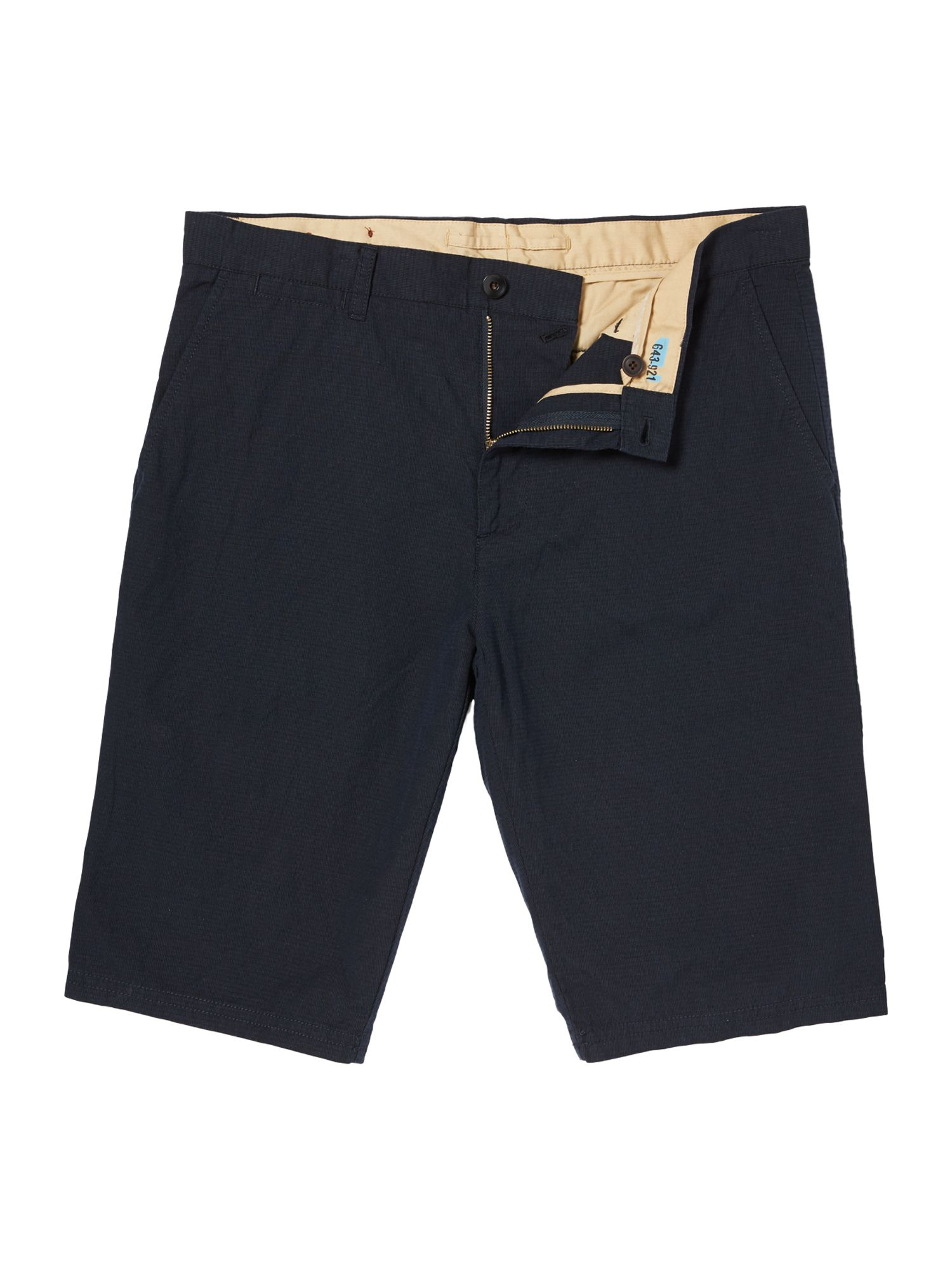 seer textured shorts