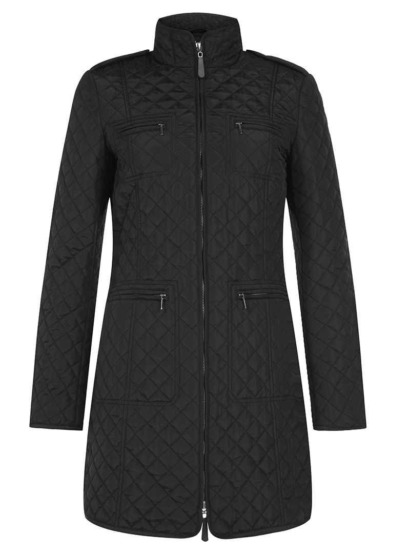 Polly Quilted Coat