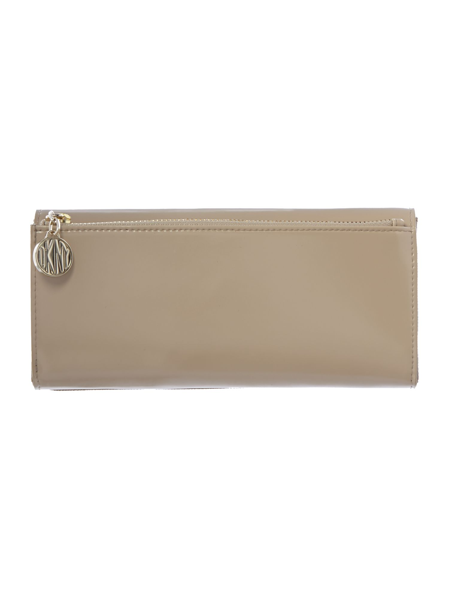 Hudson neutral large flap over purse