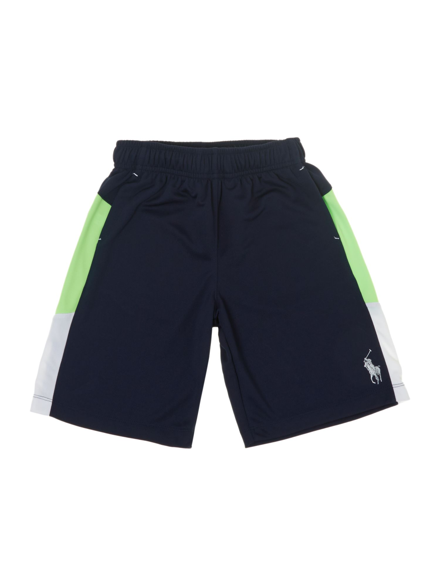 Boy`s logo sport shorts