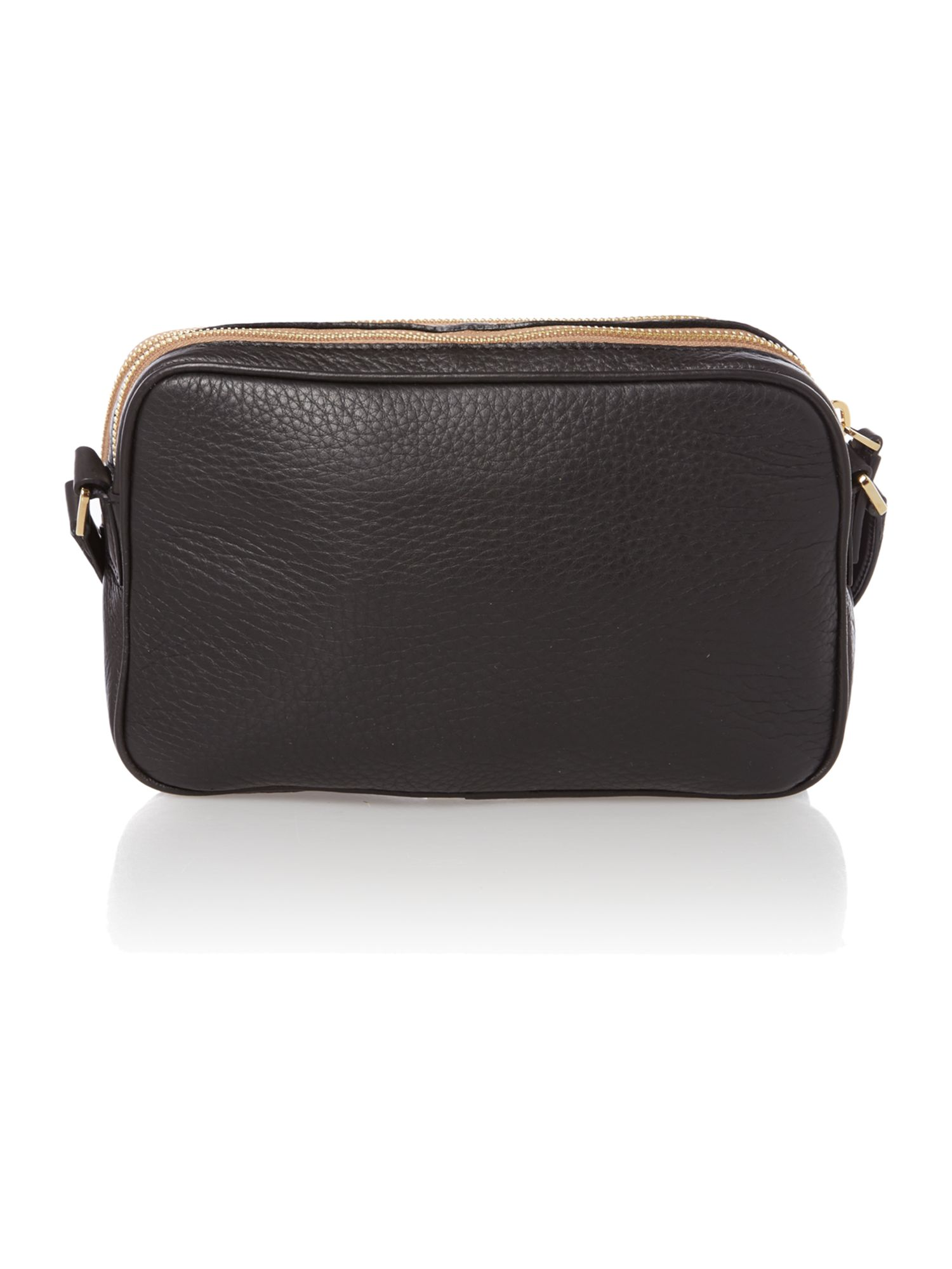 Albermarle black mini cross body bag