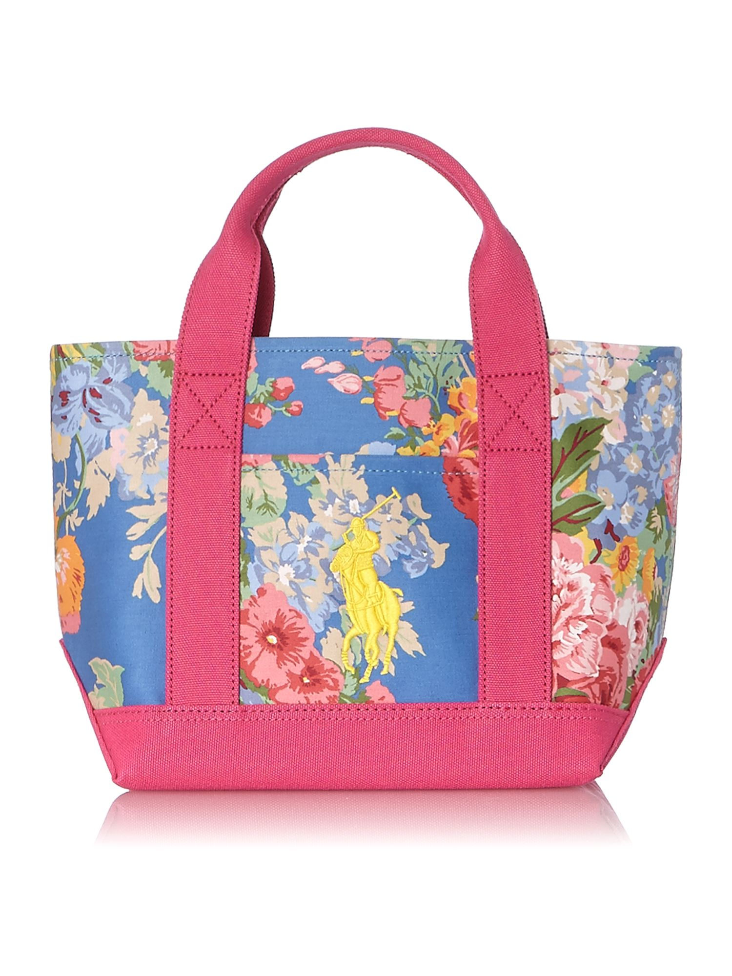 Girls mini tote bag