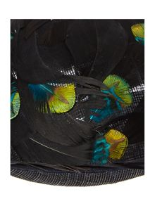 Biba Feather detail saucer