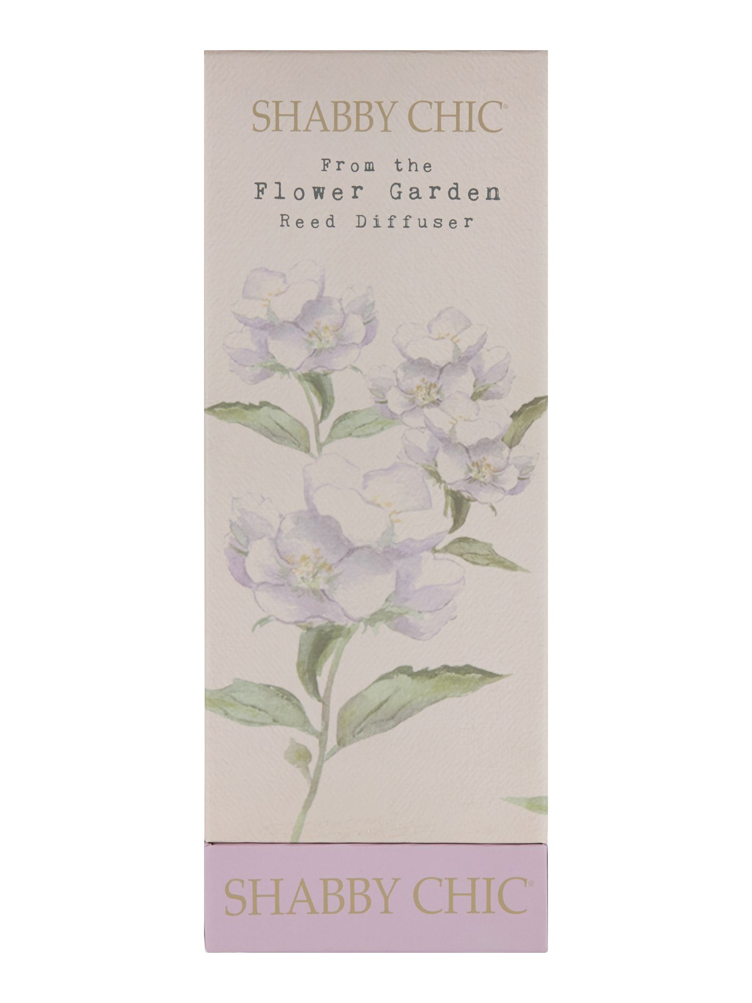 From the flower garden diffuser