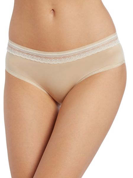 Calvin Klein Perfectly Fit Sexy Signature Hipster with lace