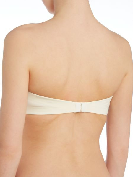 Calvin Klein Seductive Comfort Lace Customized Lift Strapless