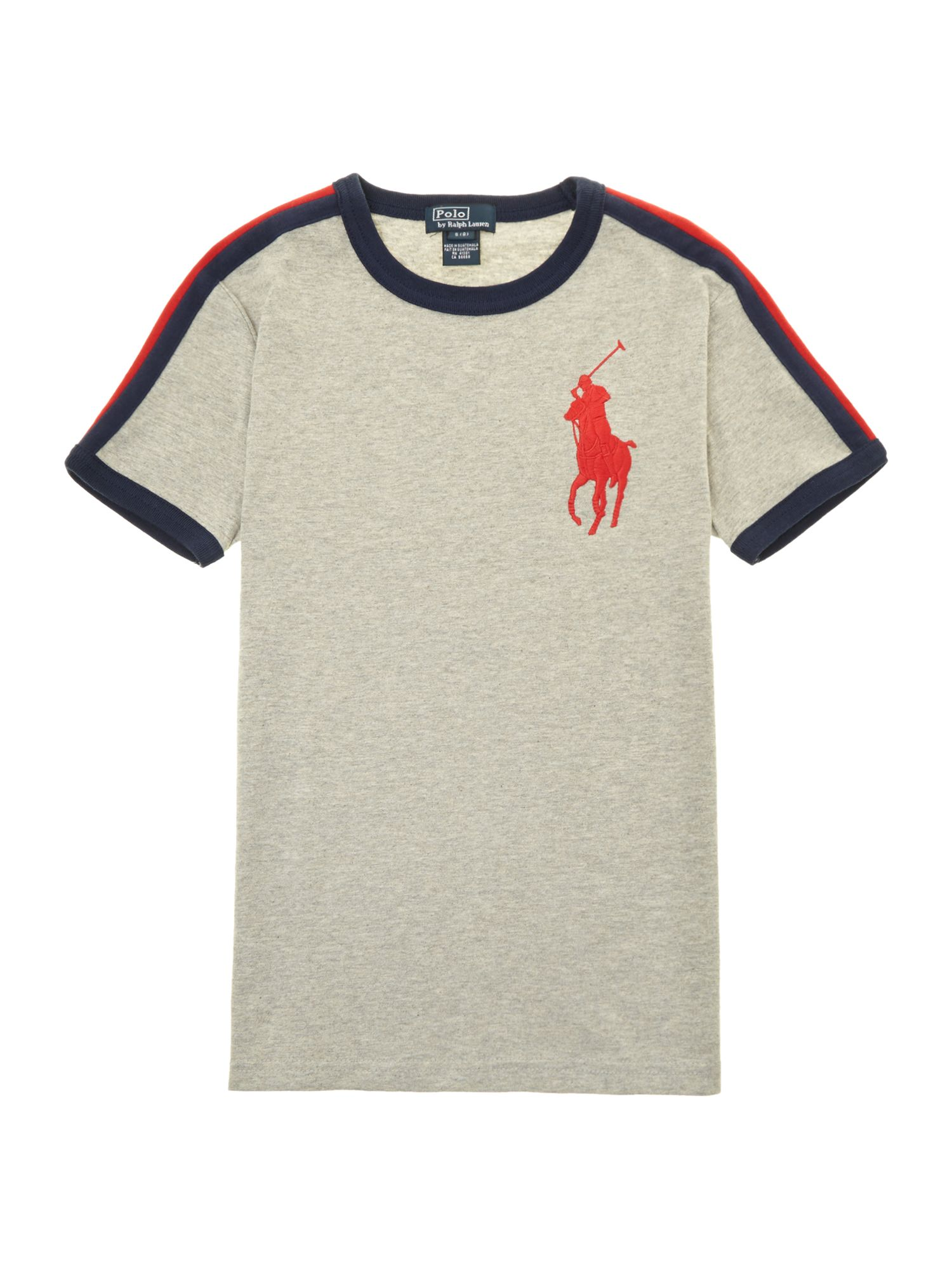 Boys large pony t-shirt