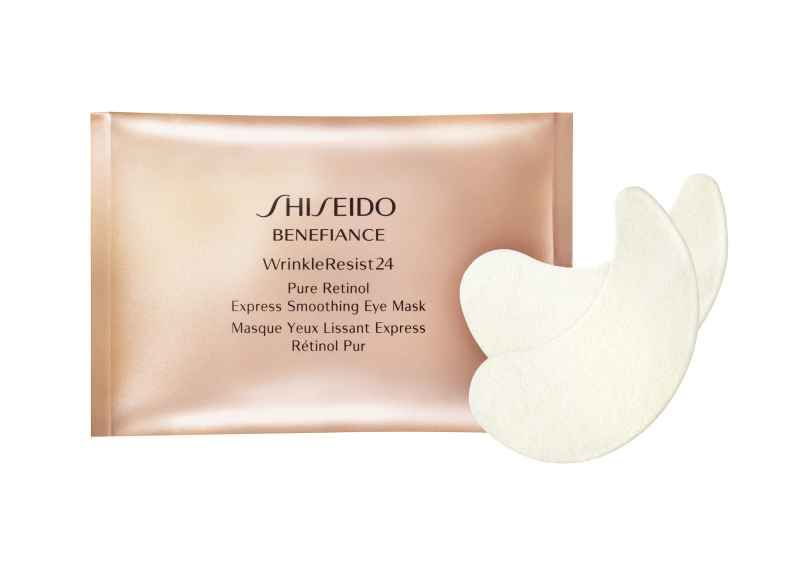 Benefiance WrinkleResist Retinol Express Eye Mask
