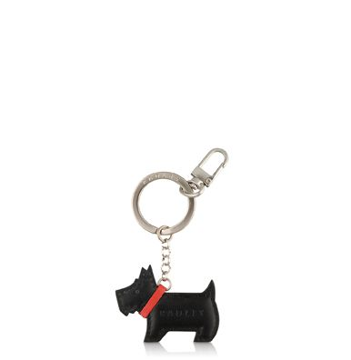 Black Go Walkies keyring