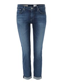 The Stilt roll-up jeans in 11 Years Journey